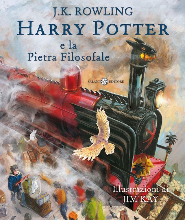 HArry Potter Rowling Pietra Filosofale