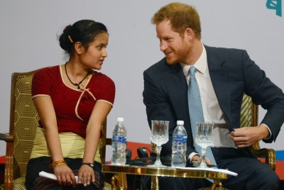 Il principe Harry  andato in Nepal a fare il principe Harry  Il Post