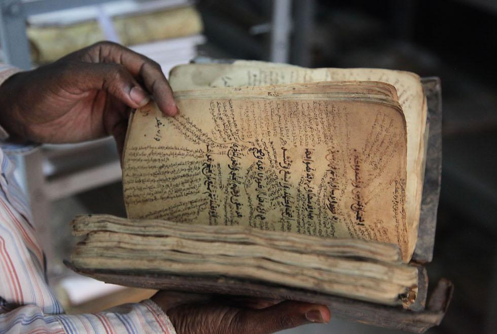 manoscritto timbuctu