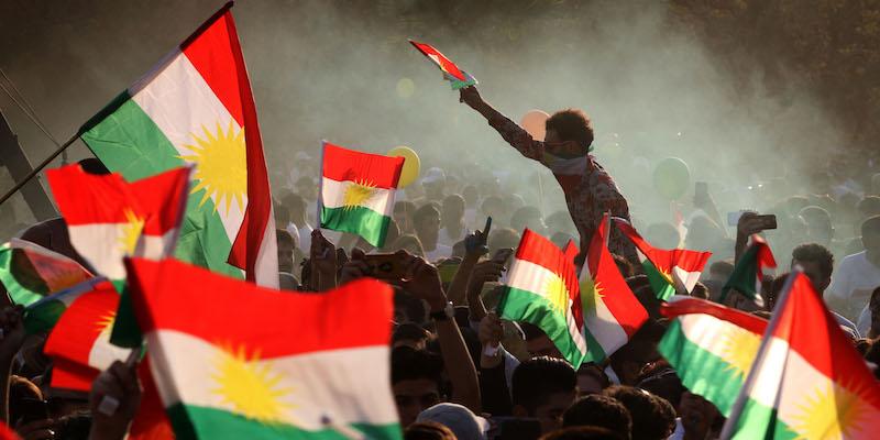 Risultati immagini per kurdistan iracheno referendum
