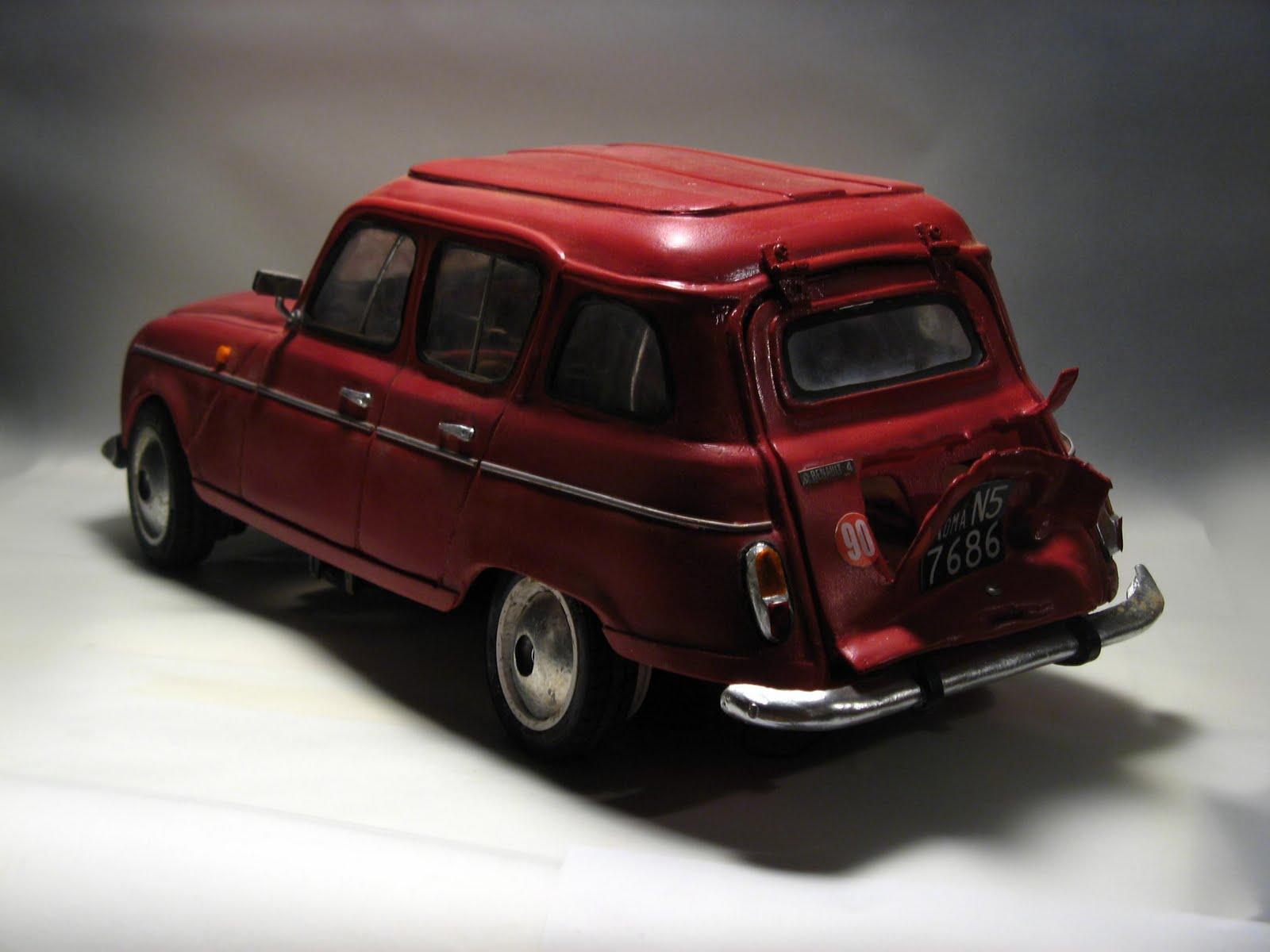 La Renault 4 di Moro  Piero Trellini