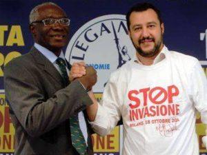 Salvini immigrazione