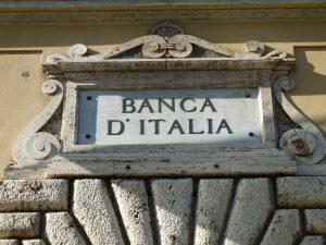 banca d'Italia debito pubblico