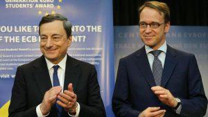 Draghi Weidmann