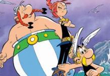 Asterix, Obeli e Adrenalina