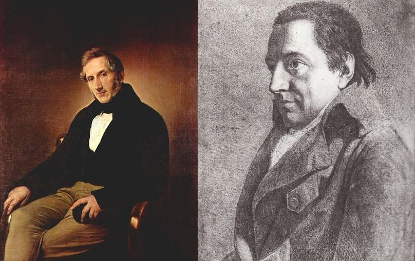 Una lingua, una patria, una nazione: l'identità nazionale da Manzoni a Fichte