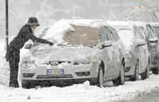 Forti venti freddi e nevicate la prossima settimana, il Comune predispone il Piano d'emergenza