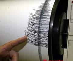 Terremoto, scossa di magnitudo 3.4 nel reatino