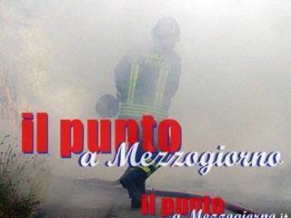 Cantina in fiamme a Latina, proprietario intossicato