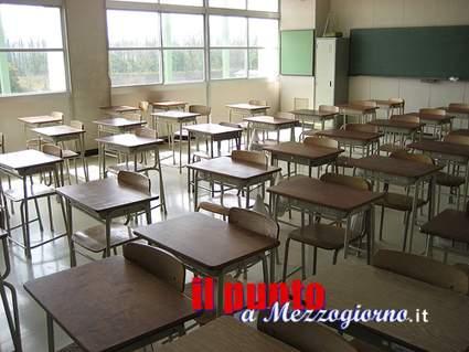 Droga a scuola a Fiuggi, trovate dosi per 32 grammi di marijuana