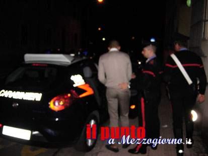 Geloso oltre ogni limite, 40enne arrestato per stalking a Cassino