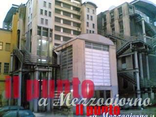 Pilastri esterni del comune di Cassino usati come magazzino della droga