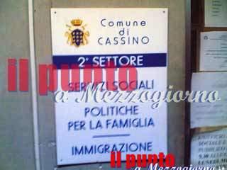 Tensione ai servizi sociali di Cassino, cittadino si scaglia contro dipendenti ed assessore