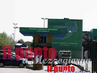 I sindaci D'Alessandro e Sacco (Roccasecca) contro l'aumento delle tariffe Saf ed i rifiuti della Capitale a Colfelice
