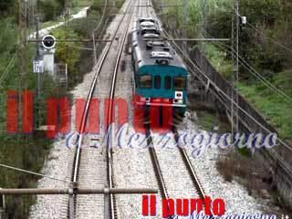 Il treno della Befana, a Cassino, arriva in anticipo