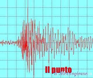 Scosse di terremoto. Epicentro in prossimità di Terelle