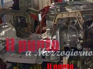Incidente sul lavoro all'interno dello stabilimento Fca di Piedimonte