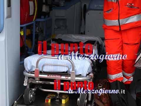 Investita in Corso della Repubblica a Cassino, ferita donna di 60 anni