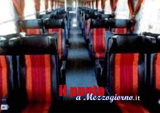 Maniaco del treno arrestato sulla linea Roma Cassino