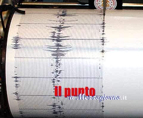 Terremoto- Continua lo sciame sismico. Scossa delle 13.11 avvertita anche nel Cassinate