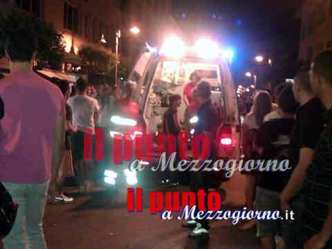 Donna investita in via Marittima a Frosinone, 42enne ferita ma non è grave