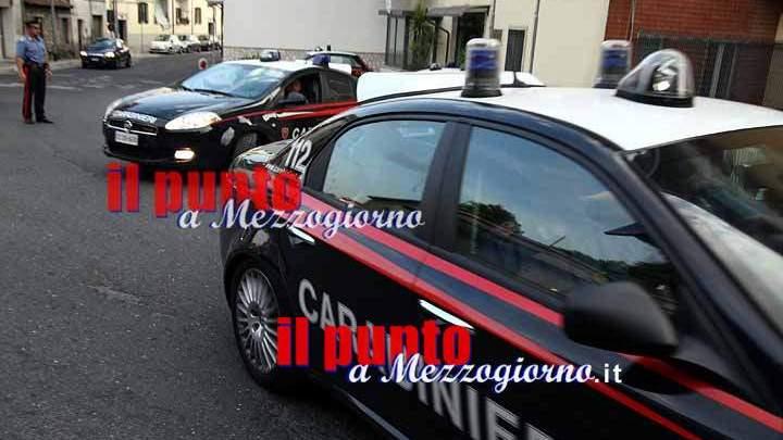Furti nel percheggio del cimitero di Pontecorvo, denunciate 4 persone
