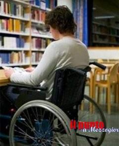 """Niente pensione, 58enne di Cassino abbandona per """"protesta"""" il figlio disabile"""