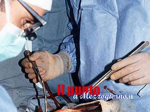 Chirurgia a rischio a Cassino, dal 6 ottobre scatta sospensione attività