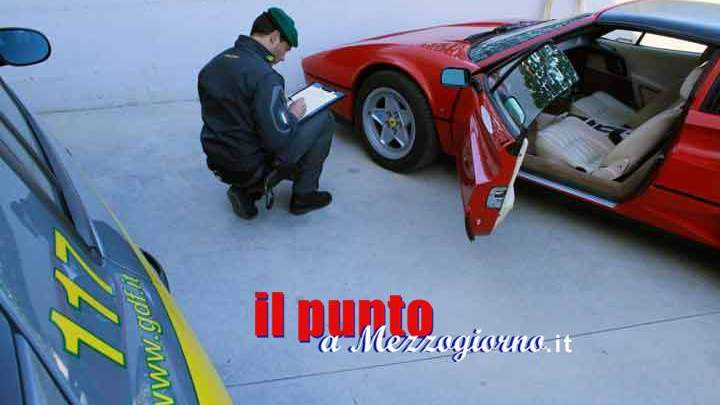 Commercio di Ferrari e Porsche con frode fiscale da 55 milioni, denunciate 16 persone nel sorano
