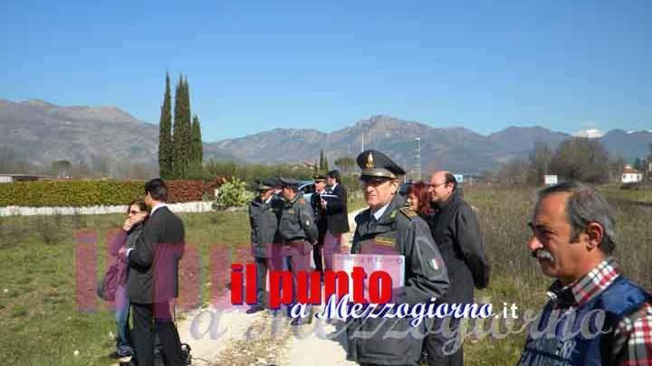 """Rifiuti interrati. L'inchiesta su Nocione """"resuscita"""", la Procura di Cassino riapre le indagini"""