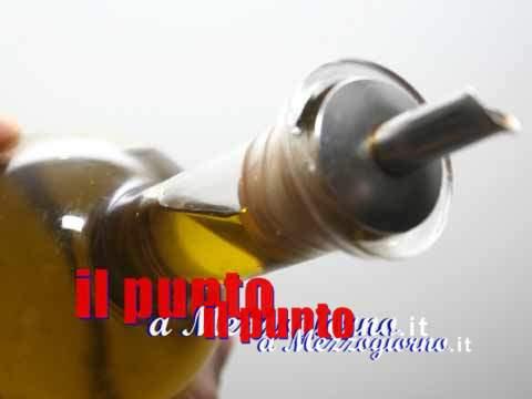 Sgominata dalla polizia la banda di ricettatori di olio di oliva doc. Cinque persone denunciate