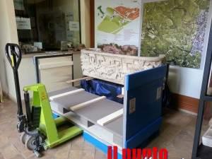 sarcofago riparte per roma 1