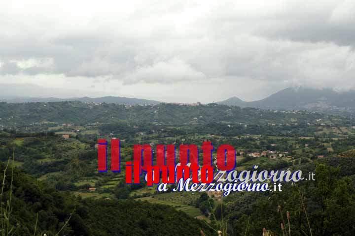 Lieve scossa di terremoto all'alba in Valcomino