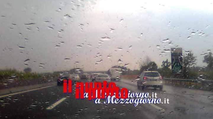 Allerta meteo nel Lazio da domani mattina