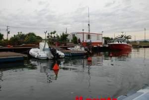 La-grande-imbarcazione-BMAX-di-stanza-presso-la--DARSENA-VF-di--Rio-Martino
