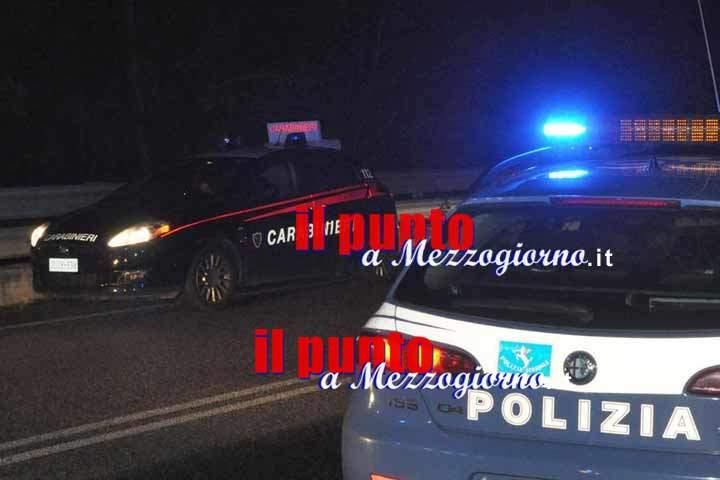 Pusher sorpreso a Frosinone con tre etti di cocaina, arrestato 47enne