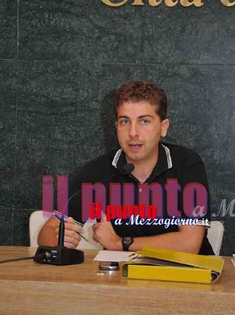 Rimpasto in Giunta: Igor Fonte nominato assessore a Polizia locale, personale e stato civile