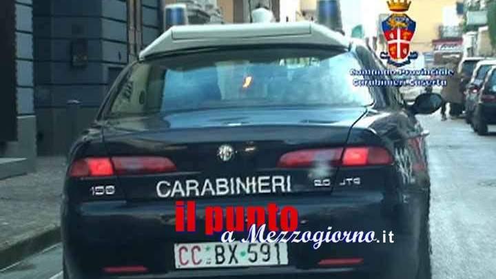 Capua – Sparano all'auto e feriscono alla mano una bimba di 3 anni