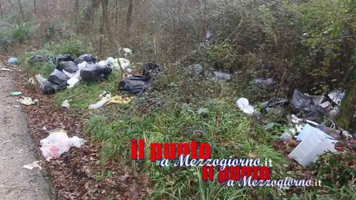 """""""Torniamo a far respirare il verde"""", giornata ecologica in via Pinchera"""