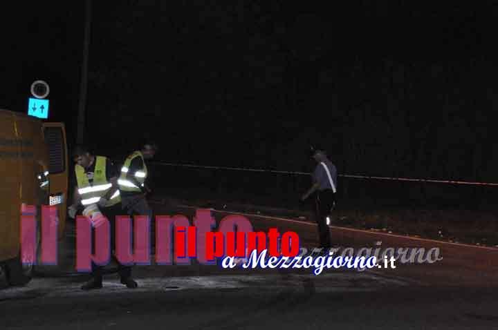 Ubriaco alla guida, provoca incidente e scappa. arrestato ad Itri 23enne Albanese