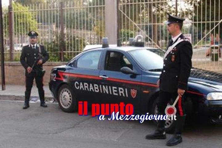 Atti persecutori ad una 45enne, arrestato 70enne di Minturno