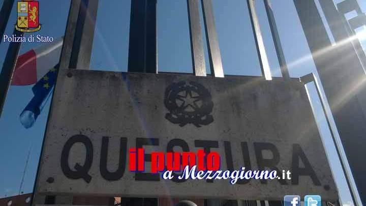 Frosinone, individuato dalla polizia scientifica l'autore del furto in un ristorante del centro. Denunciato un albanese