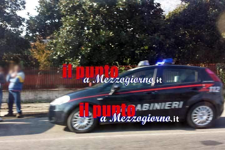 Simula il danneggiamento dell'auto, 31enne denunciato dai carabinieri