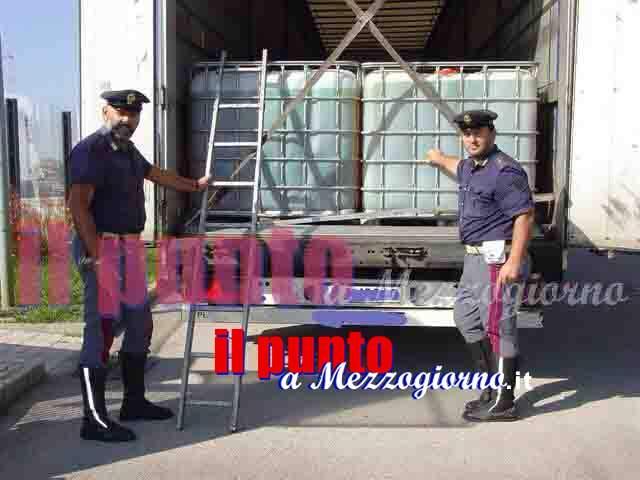 Carburante sequestrato a Cassino usato dalla Polmare per vigilare le coste