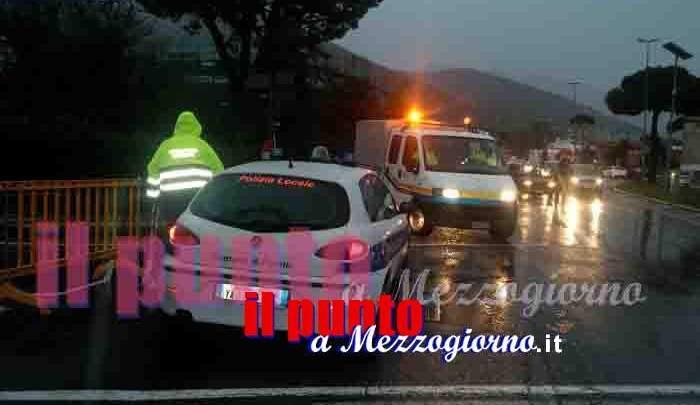 Maltempo e allagamenti, strade chiuse in Molise e Abruzzo
