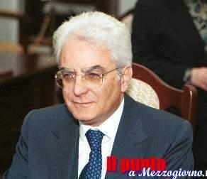 Il presidente Mattarella all'inaugurazione del 40° Anno Accademico dell'Università di Cassino e L. M.
