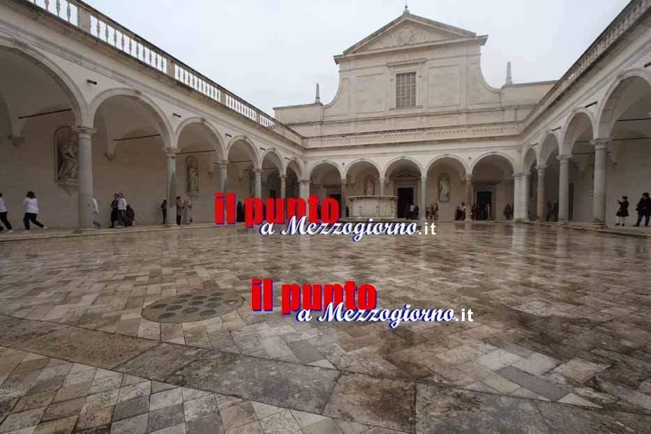 Patrimonio Benedettino, il comune di Cassino salta l'incontro con l'Unesco