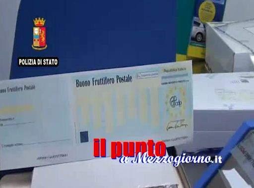 Truffa all'ufficio postale di San Giovanni incarico, impiegata 51enne arrestata. Si ipotizza danni da oltre un milione di euro