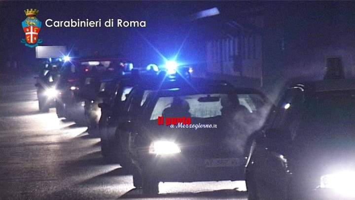 Camorra e 'Ndrangheta Capitale, 19 arresti tra Roma e Napoli