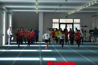 Cus Cassino: Brillanti risultati degli atleti alle gare indoor di atletica a Formia